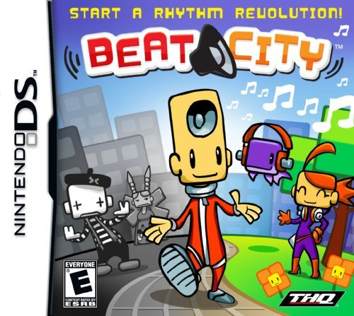 Beat City NDS by THQ