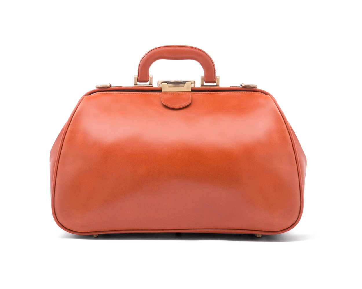 SAGEBROWN Light Tan Gladstone Doctors Bag