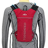 Jtplus Professional Men's and Women's Off-road Backpacks Travel Water Kettle Bag Super Light Backpacks