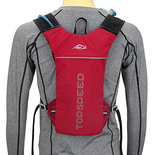 Jtplus Professional Men's and Women's Off-road Backpacks Travel Water Kettle Bag Super Light Backpacks by Jtplus