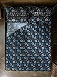 Supernatural Symbols Microfiber Full Sheet Set