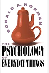 The Psychology Of Everyday Things Hardcover