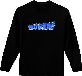 TooLoud Onomatopoeia Woosh Toddler T-Shirt