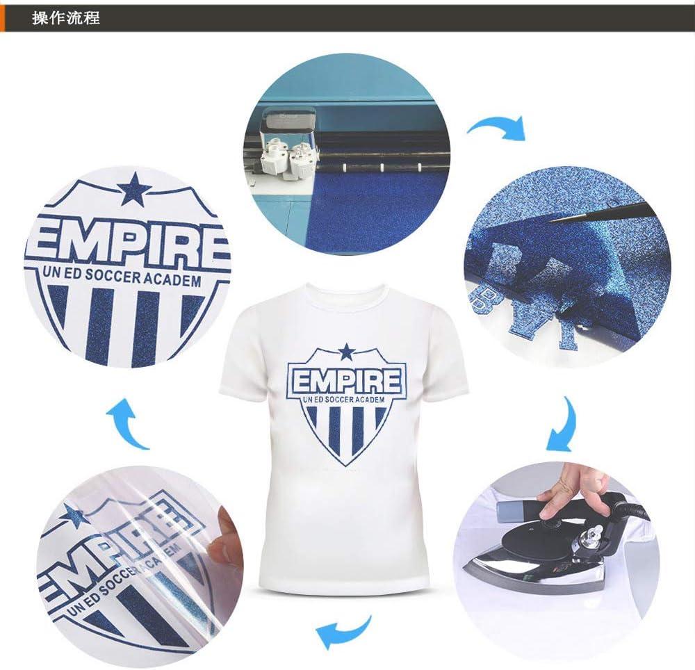 Transferencia de Calor de Cine DIY de Coser Tela Letras Adecuado para la Camiseta del suéter con Capucha Sombrero ...