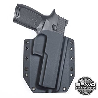 Bravo Concealment Outside the WaistBand BCA Gun Holster