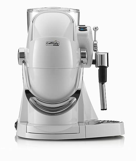 Máquina Café Caffitaly Nautilus s11hs blanco crema