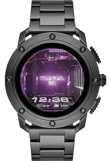Diesel Reloj Inteligente DZT2017: Amazon.es: Relojes