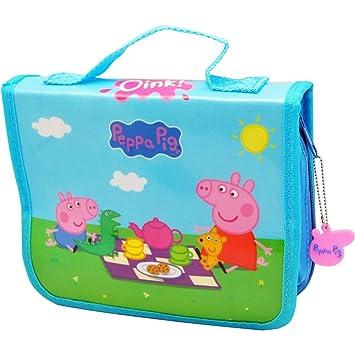 Estuche completo Peppa Pig: Amazon.es: Juguetes y juegos