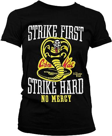 Cobra Kia No Mercy Miyagi Do Karate T Shirt Design 06 Gildan 100/% Cotton