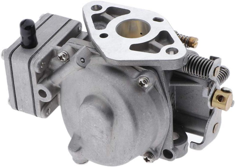 Vergaser Set Carburetor Ersatz für Yamaha 2HP 2 Strokes Außenborder Motor