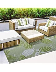 iCustomRug Outdoor Rug Collection - Reversible Picnic and Beach Area Rug, Perfect for Patio, Camping, BBQ & More