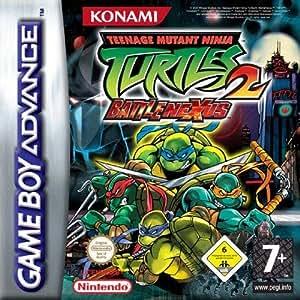 Teenage Mutant Ninja Turtles 2: Battle Nexus Nintendo by Konami