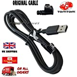 GENUINE TOMTOM XL / XL2 / XXL / ONE / IQ / USB CHARGER CABLE LEAD