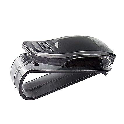 Noyokere Elegent Auto Sujetador Clip Auto Accesorios ABS Coche Vehículo Visera Gafas de Sol Gafas Gafas