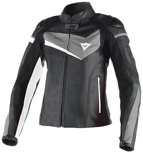 Dainese 253372986752 Chaqueta Moto Mujer, 52