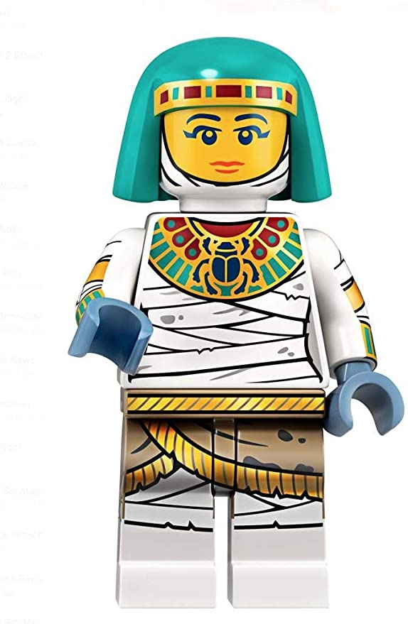 Lego Egyptian Queen col05 Collectible Minifigure