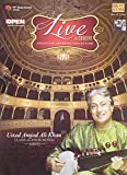 Live In Concert – Ustad Amjad Ali Khan (Exclusive Archival Collection / Hindustani Classical Instrumental / Sarod / 2-CD Set)