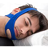 Demana Anti Snoring Chin Strap Snoring Reduction Breath Calm Sleep Silence Snore Stopper