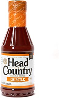 product image for Head Country Bar-B-Q Sauce, Chipotle, 20 Ounce (Pack of 6)