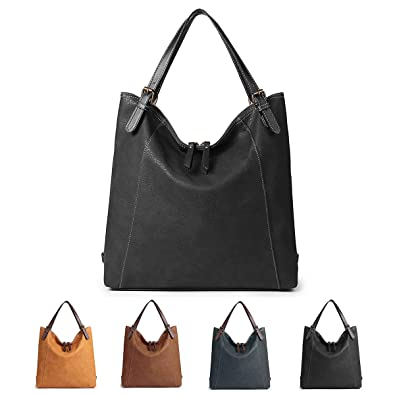 5c6066b0a7e4ea Amazon.com: Brenice Women Multifunction Shoulder Bags PU Leather Travel  Backpack Purse Vintage Tote Handbags: Shoes