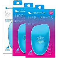 (Small (2 Pack), Perfect Fit Kit) - Heel That Pain Perfect Fit Kit - Original, Hybrid, and Gel Heel Seats Foot Orthotic…