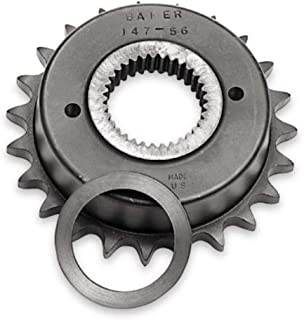product image for Baker 23 Tooth 0.5 in. Offset 530 Chain Sprocket for Harley Davidson 1994-2006 Big Twin, 1991-2003 Sportster models