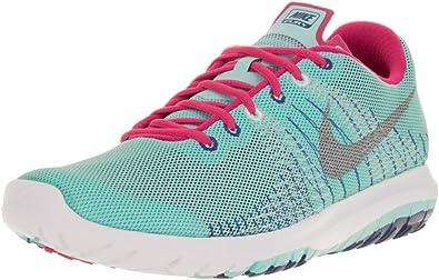 Nike Flex Fury (GS) - Zapatillas para niña: Amazon.es: Zapatos y complementos
