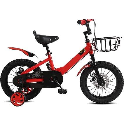 XBNH Niños Bicicleta Niña 14-16-18 Pulgadas Niño Bicicleta De Montaña 4 5