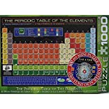 EuroGraphics The Periodic Table of the Elements 1000 Piece Jigsaw Puzzle