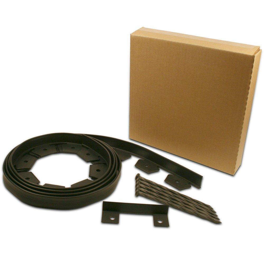 Dimex EasyFlex No-Dig Tree Ring Kit, 12-Feet 4-Inch