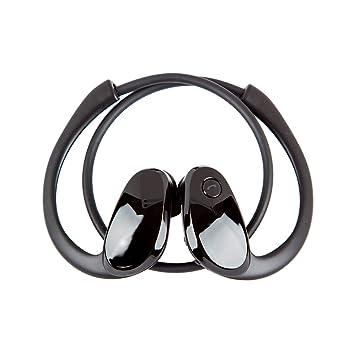 Cascos de musica inalambricos bluetooth con microfono – Auriculares manos libres para movil – Audifonos waterproof