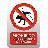 Oedim Señal en Vinilo Prohibido orinar Perros | Mi Fachada ...