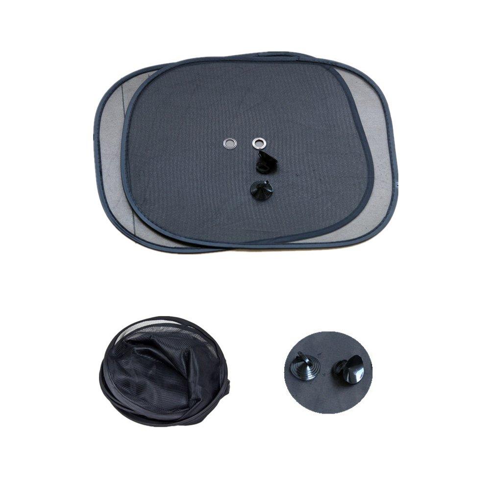 Tendine con protezione UV 44cm*36cm parasole per auto iZoeL Coprivolante universale 50cm*46cm non pi/ù mani calde coperchio di protezione per danni del sole