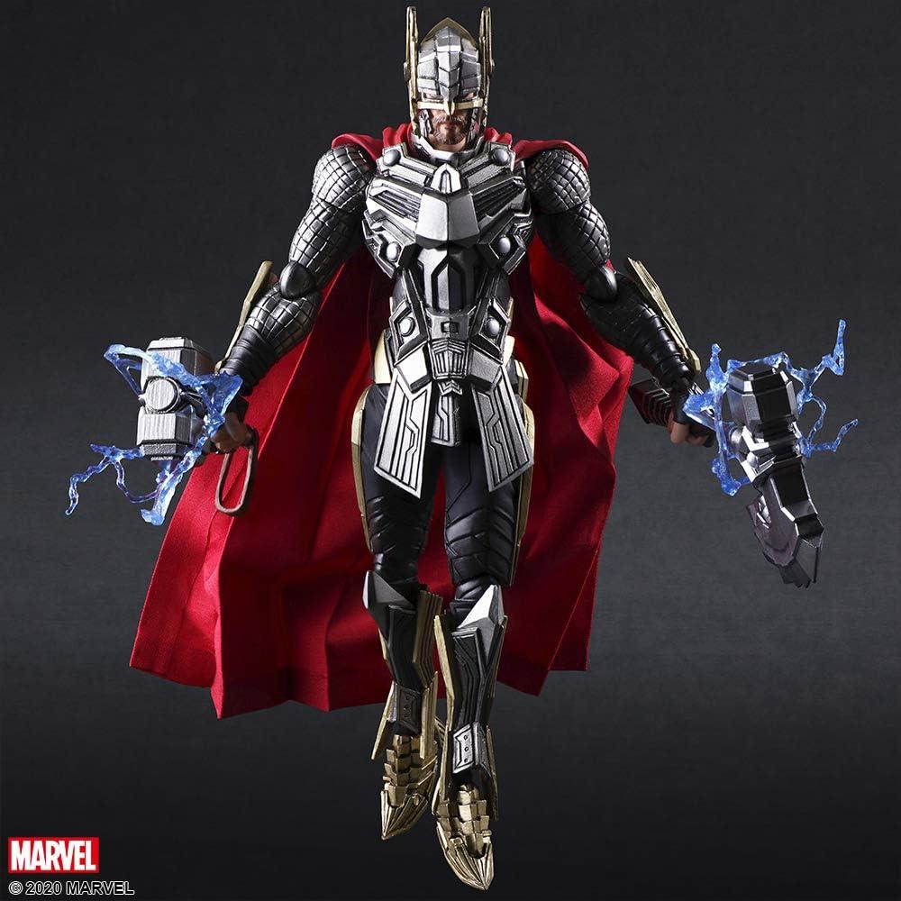 Square Enix Marvel Universe Thor Variant Bring Arts Action Figure