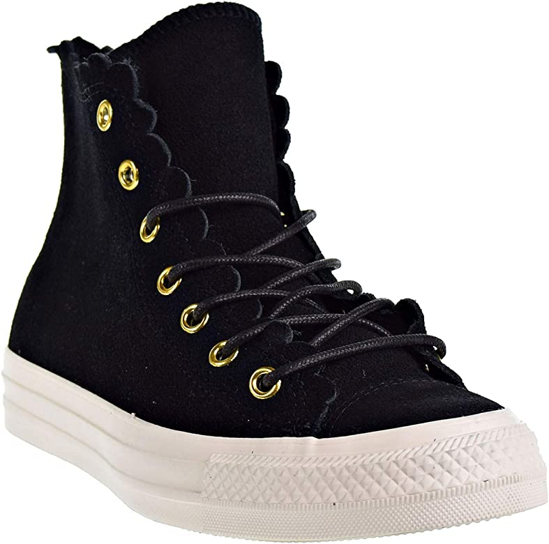 CHUCK TAYLOR ALL STAR FRILLY THRILLS SUEDE HI