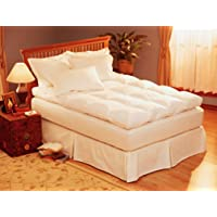 Ritz-Carlton Pacific Coast Baffle Channel Feather Bed (King 76 x 80)