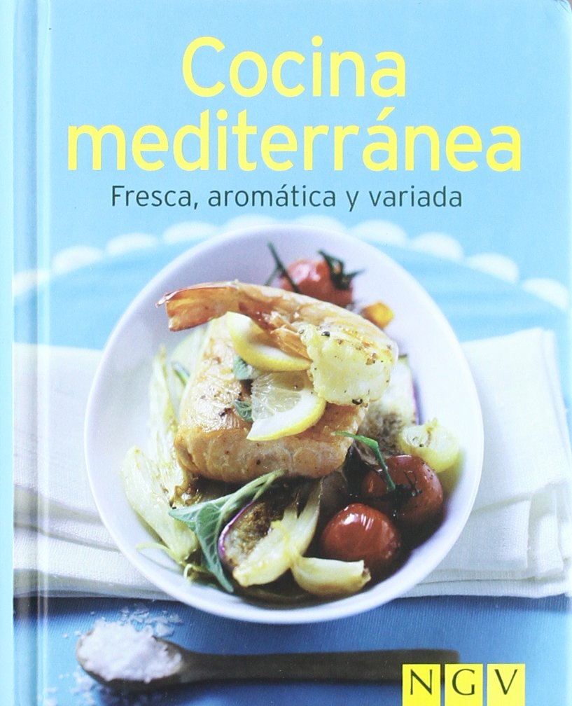Mediterrane Küche: VARIOS: 9783625126959: Amazon.com: Books