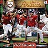 "Houston Astros 2012 Wall Calendar 12"" X 12"""