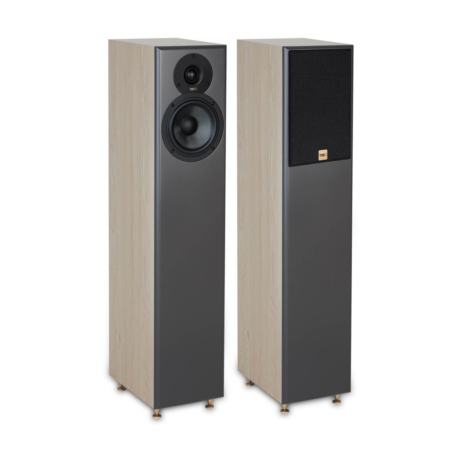 'Tibo Legacy 5 + Altavoz para Amplificador Light Oak