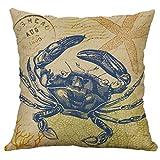 Woaills Clearance!!45 × 45cm/18 × 18″ Cushion Cover Home Decor,Polyester Sofa Car Stripe Print Pillow Case Hidden Zipper (B1) For Sale