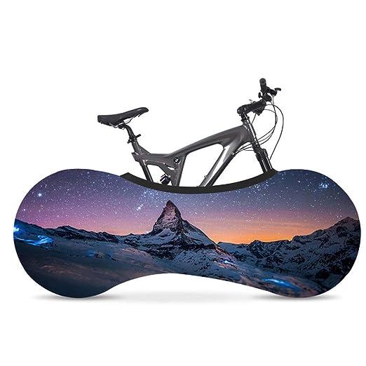 Joy-Beau Cubierta De Bicicleta, Cubierta De Bicicleta Universal ...