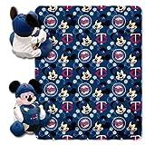 MLB Minnesota Twins Disney Mickey Mouse Hugger