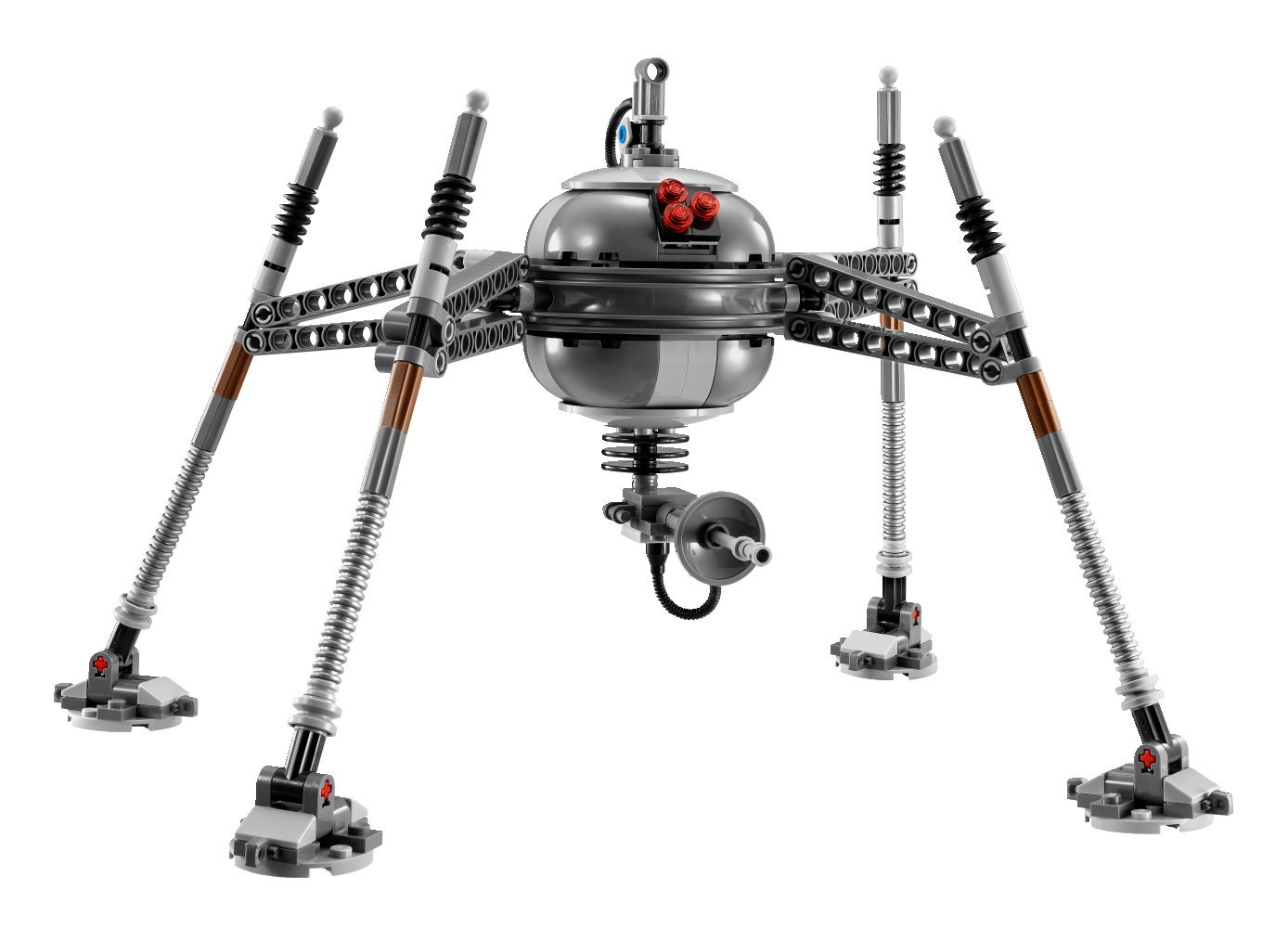 lego homing spider droid instructions