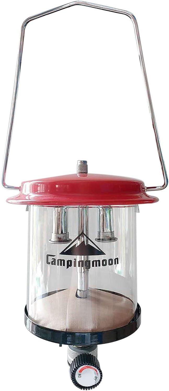Lixada Mantos Dobles Camping Lámpara de Gas Butano Tienda Luz ...
