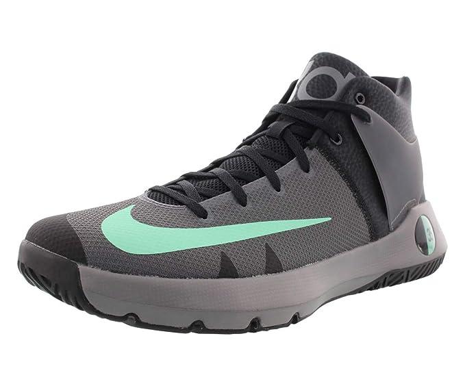 official photos 2cc16 bd90b Nike Men s KD Trey 5 IV Black Green Glow Dark Grey Synthetic Running Shoes  12 M US  Amazon.ca  Shoes   Handbags