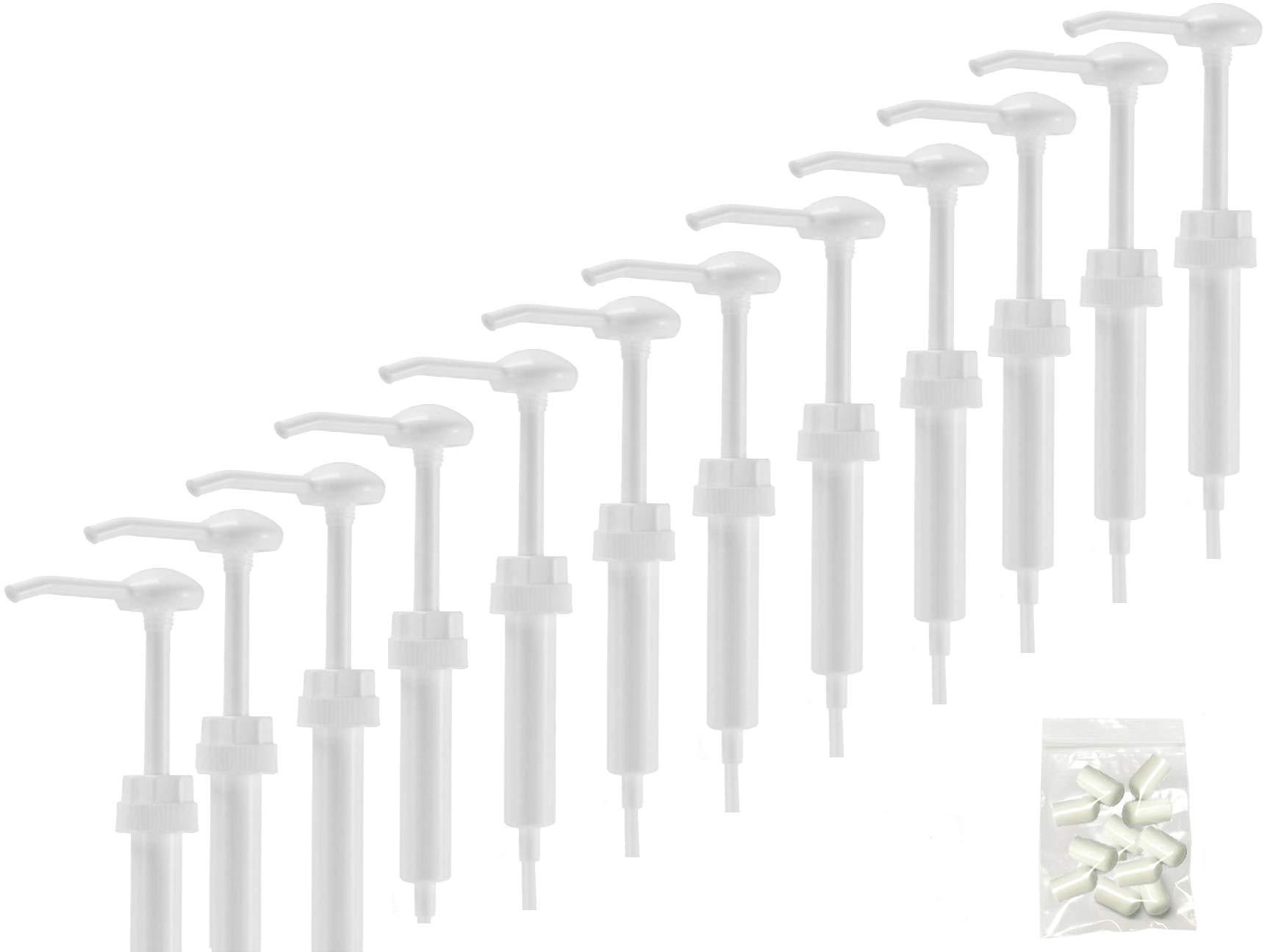 NiceBottles - Dispenser Pump for Gallon Jug, Pack of 12