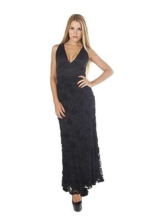Elegant Black Dinner Dress