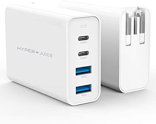 Adaptor Daya 3-Ports USB-C  Aksesoris Apple MacBook Air