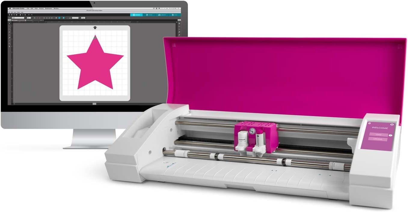 Silhouette Cameo 3 Rosa Limited Edition: Amazon.es: Electrónica