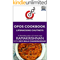 Lipsmacking Chutneys: OPOS Cookbook